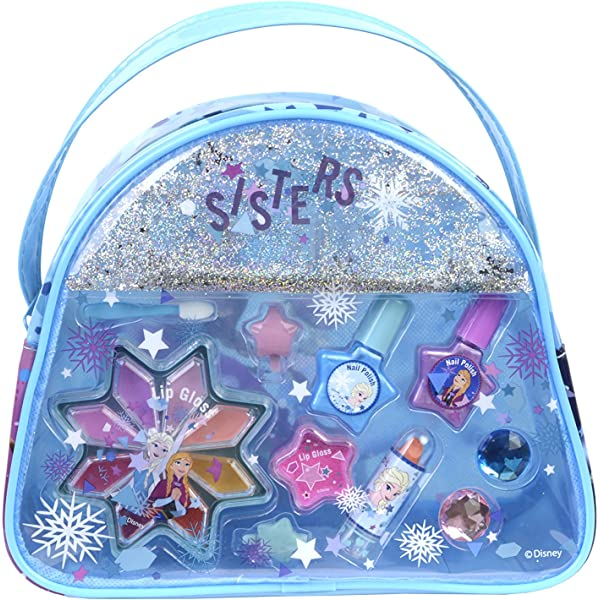 Markwins Disney Frozen Snow Magic Beauty Bag (9800310): Amazon.es: Belleza