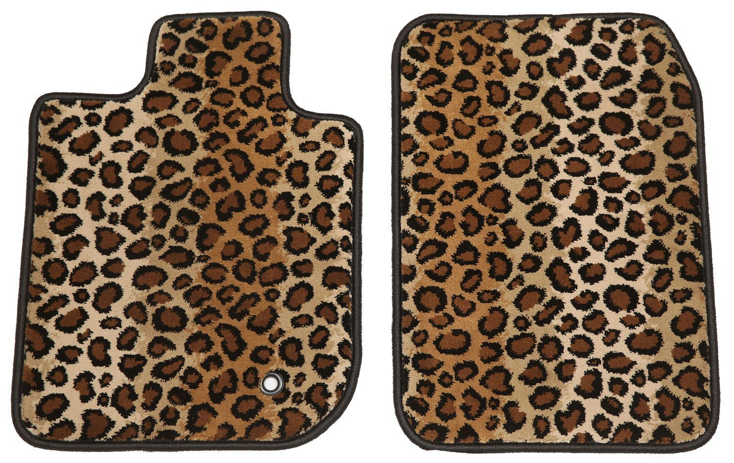 1960 BMW Isetta Leopard Driver /& Passenger 1959 GGBAILEY D60046-F1B-LP Custom Fit Automotive Carpet Floor Mats for 1958
