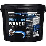 Biotech USA Protein Power Proteínas Sabor Chocolate - 4000 gr