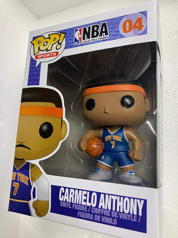 Funko Pop NBA Carmelo Anthony Vinyl Figure by: Amazon.es: Juguetes ...