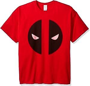 a4c45e4a478 Marvel Men s Deadpool Mug Shot Men s T-Shirt