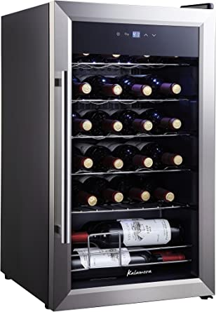 Opinión sobre Frigorífico de vino 24-bottles