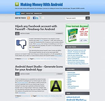 Amazon com: Making Money with Android: Kindle Store