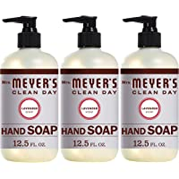 Mrs. Meyer's Clean Day Liquid Hand Soap, Cruelty Free and Biodegradable Hand Wash Formula Made with Essential Oils…
