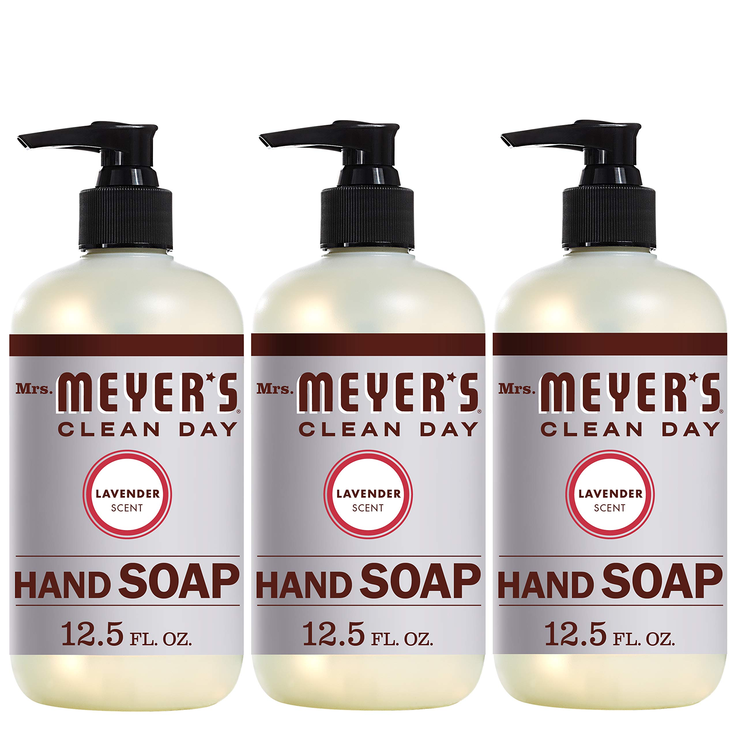 Amazon Com Mrs Meyers Clean Day Hand Soap Refill