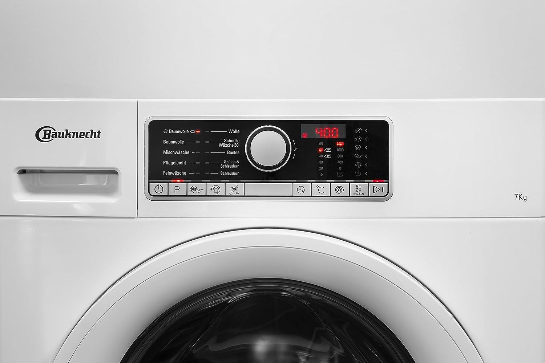 Bauknecht wa prime 754 pm waschmaschine a frontlader 1400 upm