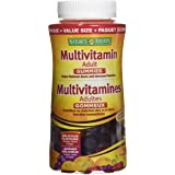 Nature's Bounty Multivitamin Adult Gummies Value Size, 150 Count