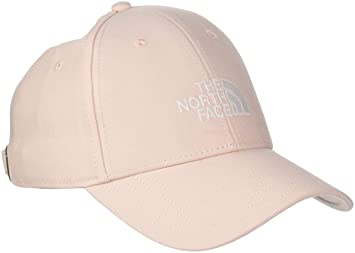 c98c98deef THE NORTH FACE 66 Classic Casquette Mixte, Misty Rose/TNF White, Taille  Unique