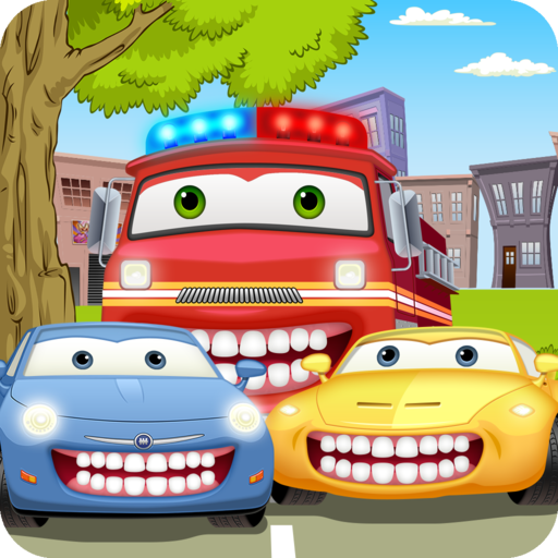 amazoncom car wash dentist games fire truck police car dump truck dental care mechanic doctor clinic for kids to repair teeth appstore for android