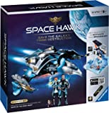 """Ravensburger Space Hawk Starter Set Includes Spacehip & Expansion """"Dawn of The Dark Heart"""""""