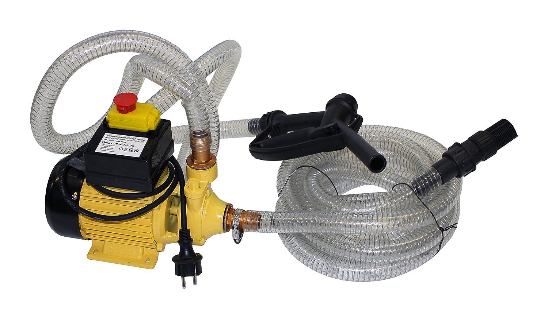 Dieselpumpe Heiz/ölpumpe /Ölabsaugpumpe Kraftstoffpumpe Benzinpumpe 600 W 2400 l//h
