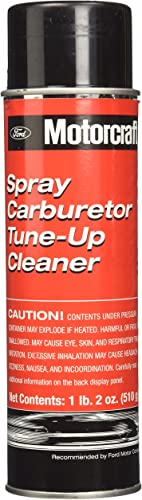 Genuine Ford Carburetor Tune-Up Cleaner