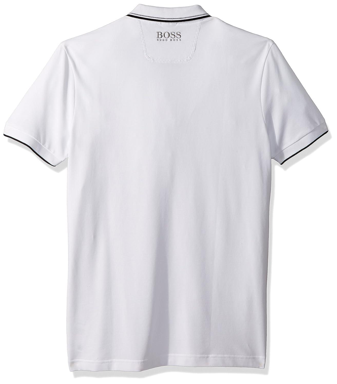 3602690a608 Amazon.com  Hugo Boss Men s Paddy Pro Short Sleeve Polo Shirt  Clothing