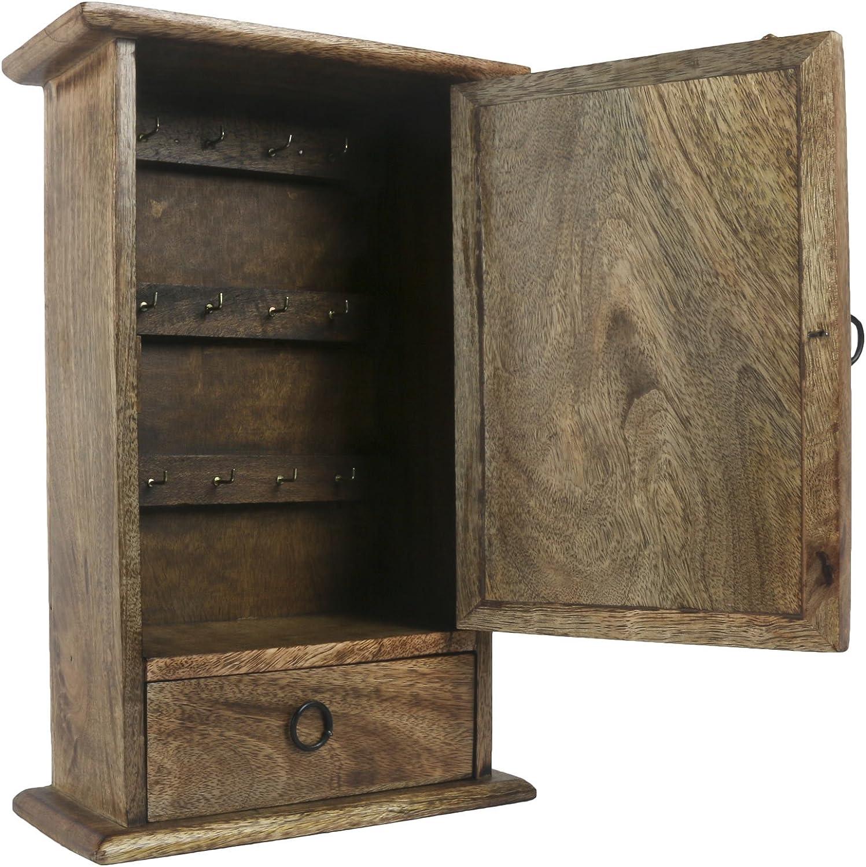 Vintage Cabinet Cupboard Bookcase Key Box Suitcase Key