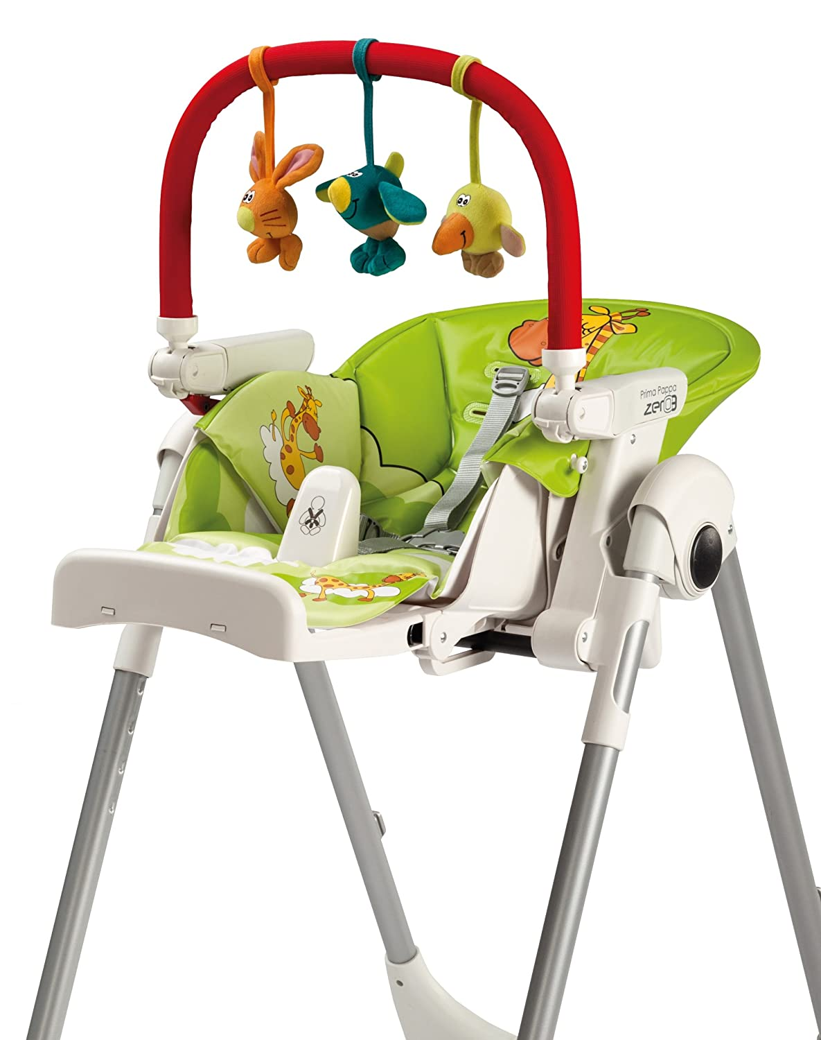 Peg Perego Y4HOCHSPIE High Chair Activity Bar