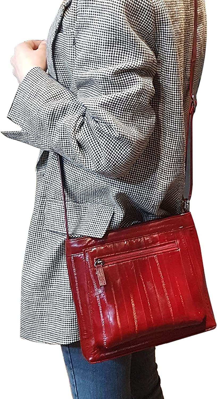 Teracota Genuine Leather Shoulder Crossbody Travel Bag Eelly1