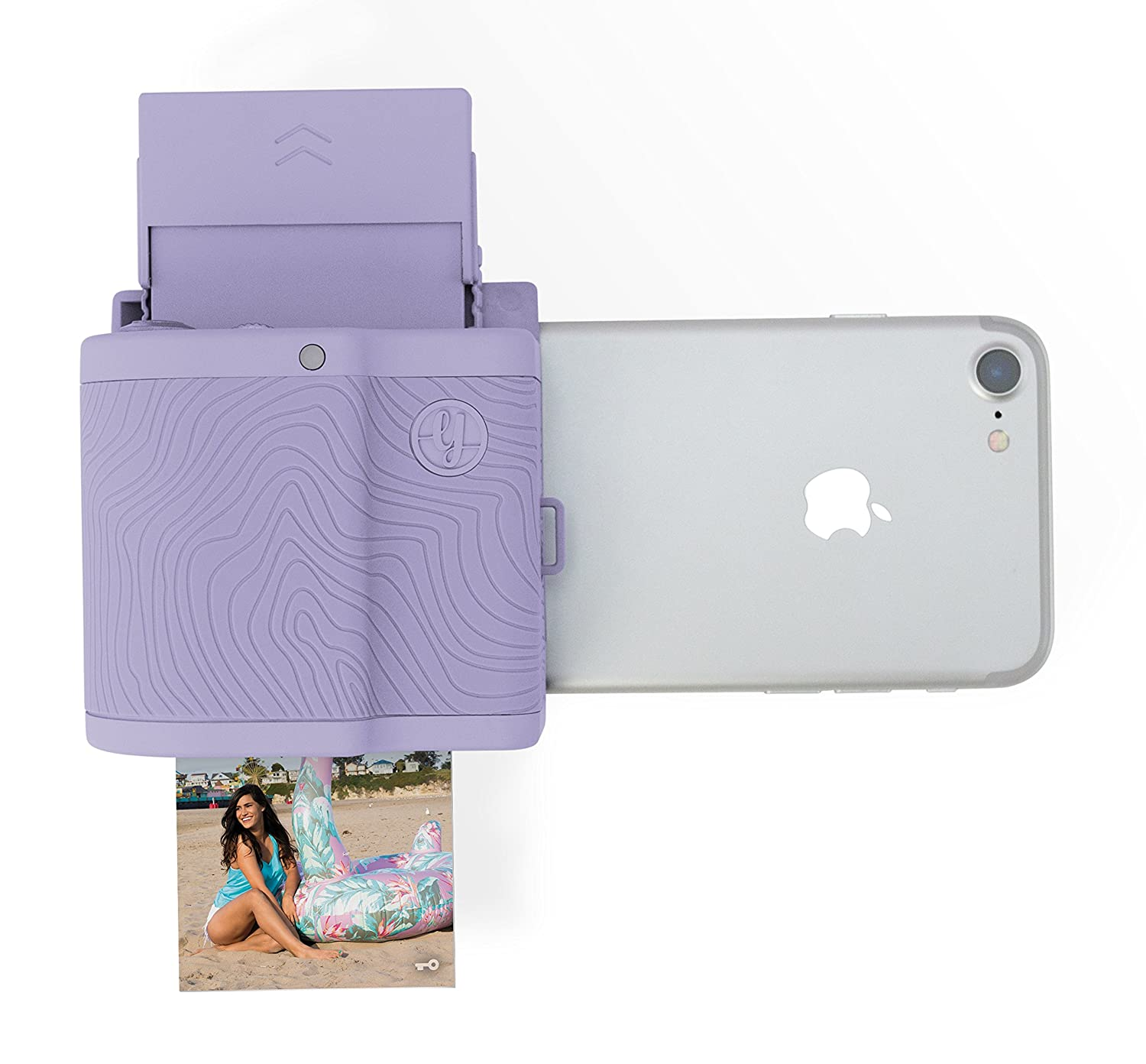 uk availability 93bc7 ea7df Prynt Pocket, Instant Photo Printer for iPhone: Amazon.in: Electronics