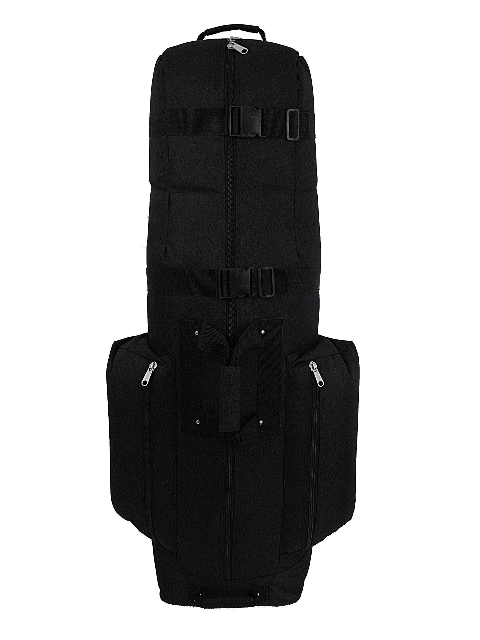 CaddyDaddy CDX-10 Golf Travel Bag Cover by CaddyDaddy