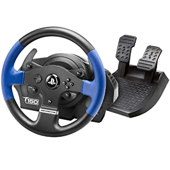 Thrustmaster T150 Force Feedback Wheel (PS4/PS3/PC DVD