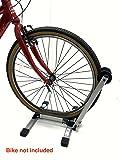 MaxxHaul 80717 Foldable Floor Bike Stand Fits
