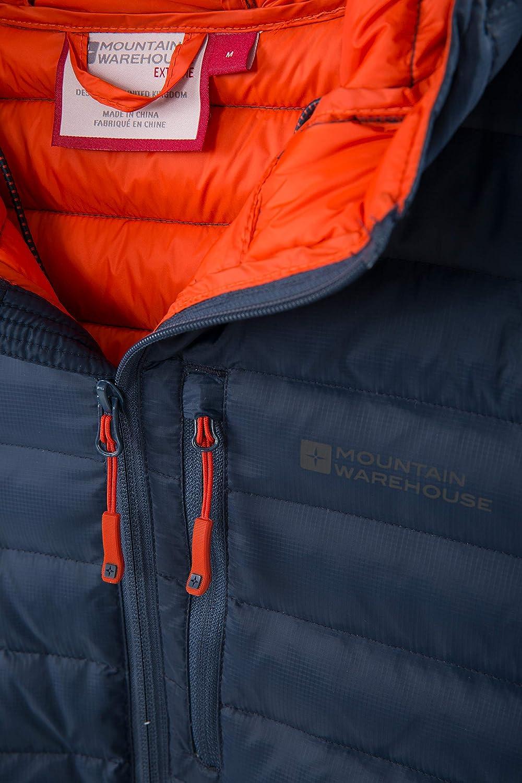 a6125d68f Petrol bluee Mountain Warehouse Henry II Mens Winter Winter Winter ...
