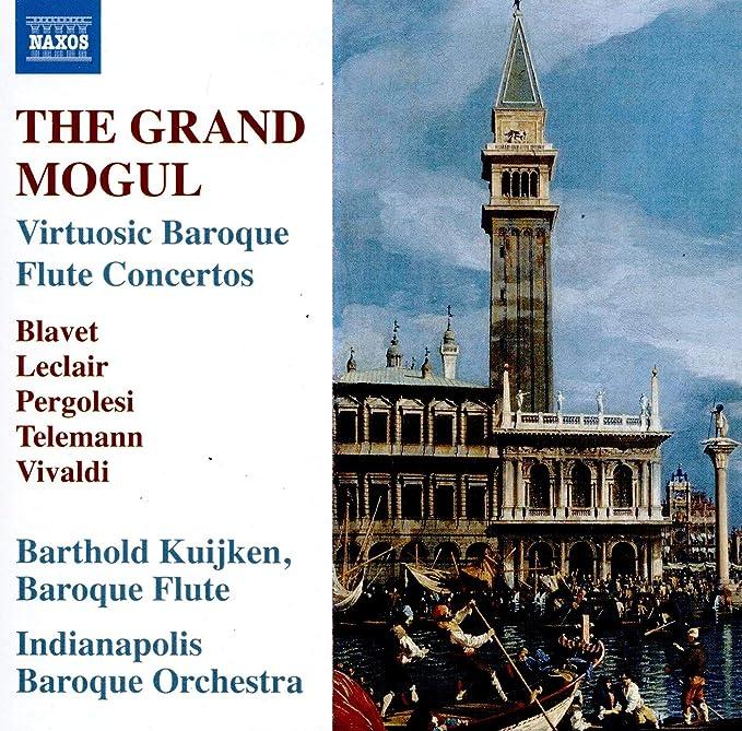 The Grand Mogul : Kuijken Barthold Dir: Amazon.it: Musica