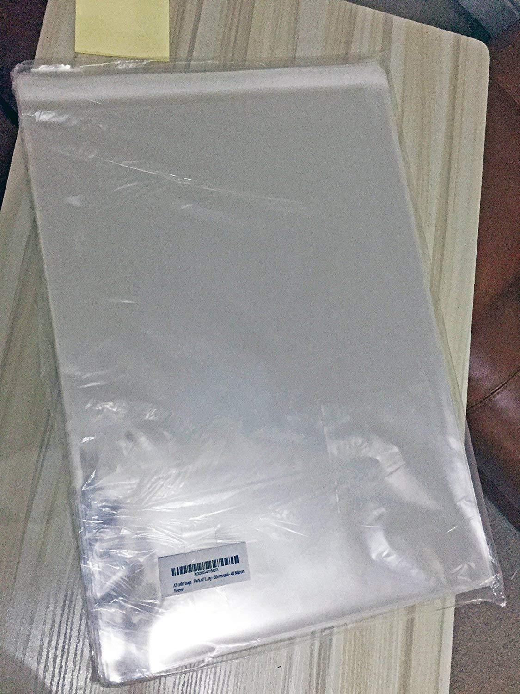 Muestra de 5 bolsas de celofán A3 - transparente y buen ...