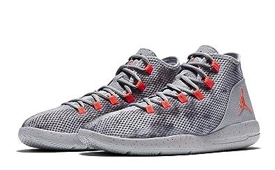 NIKE Men's Jordan Reveal Premium Basketball Shoes (12 D(M) US, Wolf