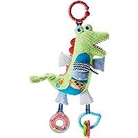 Fisher-Price Cocodrilo activity, juguete colgante para bebé recién