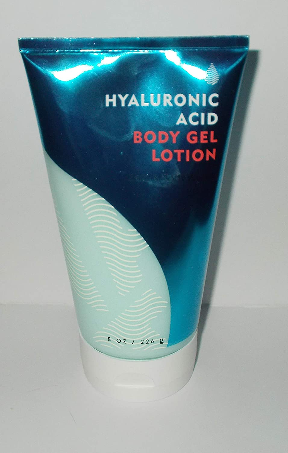 Bath and Body Works WATER Hyaluronic Acid Body Gel Lotion 8 Ounce