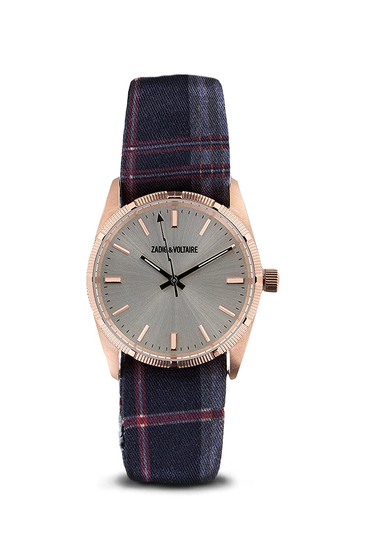 Zadig & Voltaire  Unisex -Armbanduhr  Analog    ZVF203
