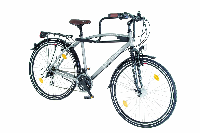 Prophete 6615 - Soporte de Pared Plegable para Bicicletas, Color Negro: Amazon.es: Deportes y aire libre