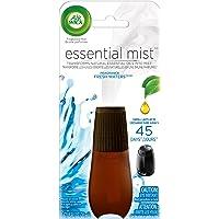 Air Wick Essential Oils Diffuser Mist Refill, Fresh Water Breeze, 1ct, Air Freshener