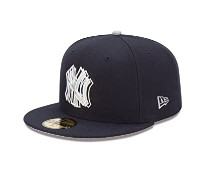 Buy MLB New York Yankees NE Illusion 59Fifty Fitted Cap 223cf8f9643