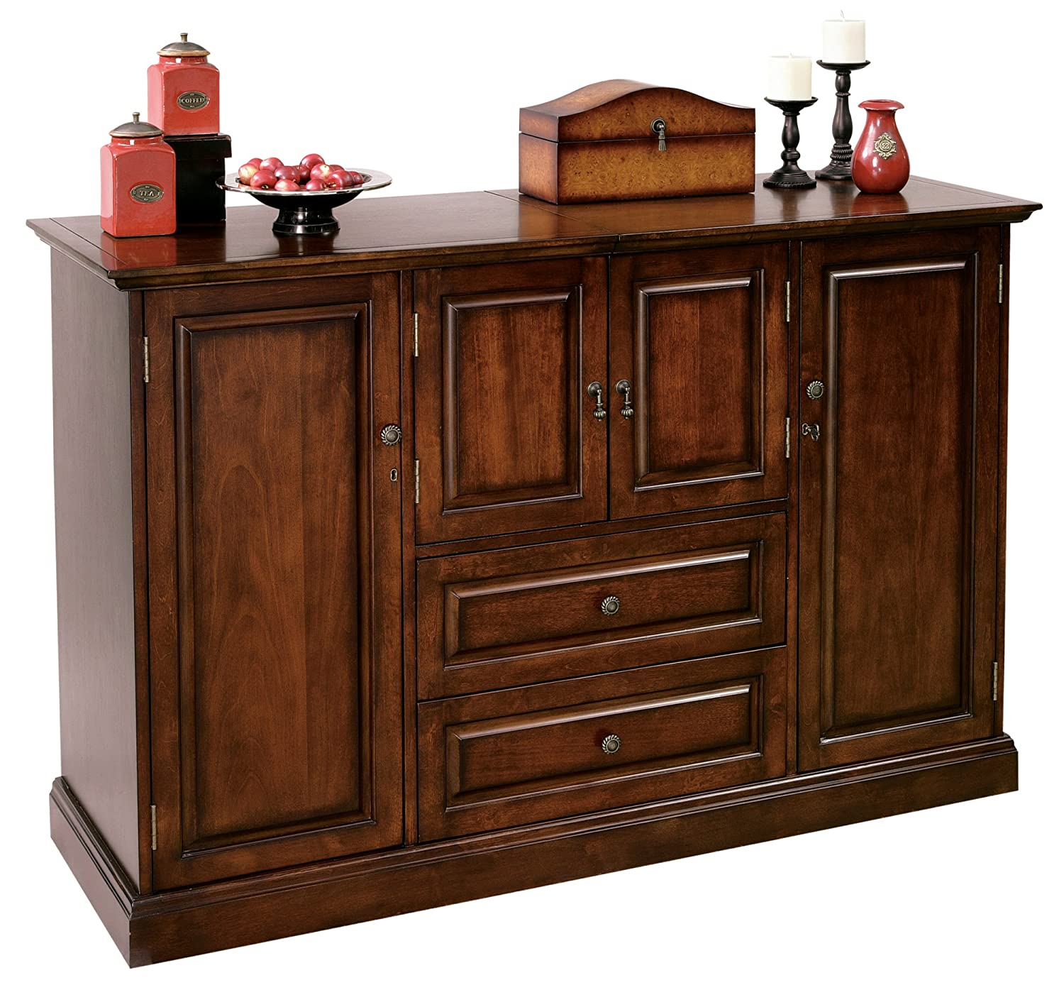 Howard Miller 695-080 Bar Devino Wine Bar Console by