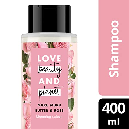 Love Beauty and Planet - Champú para el pelo, 400 ml