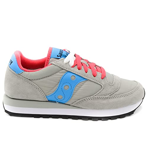 Saucony 1044 428 GreyBlue Sneakers Donna Sneakers Jazz Original