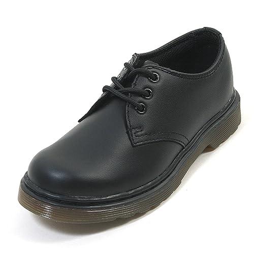 Dr. Martens - Zapatos de Cordones para Hombre Negro Negro: Amazon.es: Zapatos y complementos