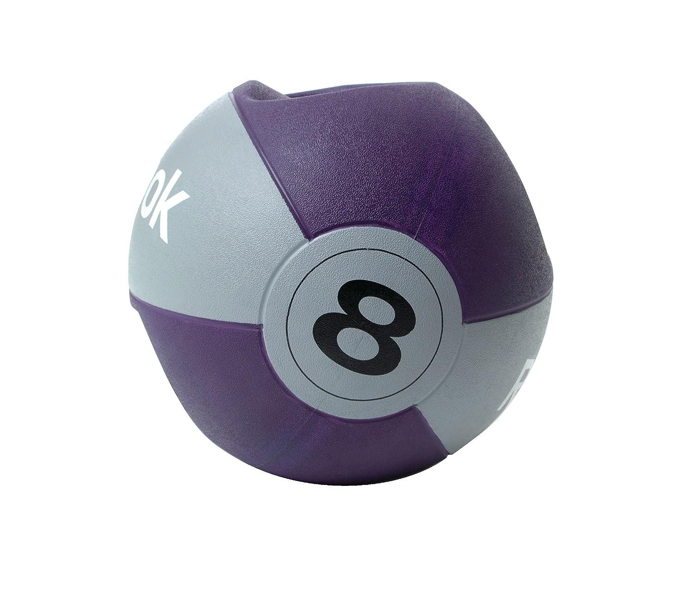 Reebok Balón Medicinal con agarres - 8 l: Amazon.es: Deportes y ...