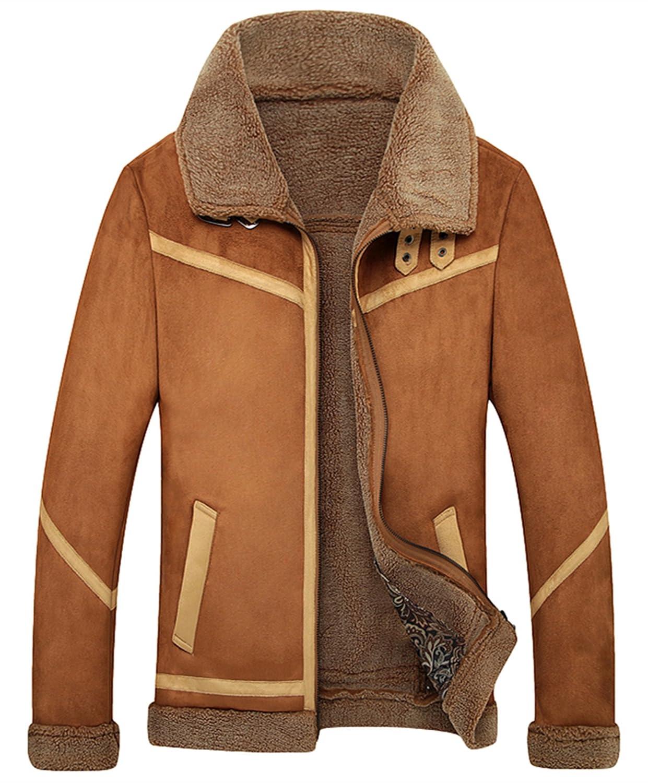 Men's fashion Business leisure jacket Coat