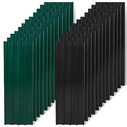 12 pieza Chapa trapezoidal, chapa de perfil, chapa de metal, Techo Chapa,