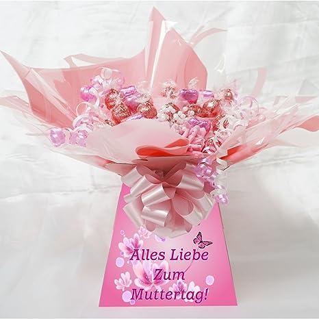 Alles Liebe Zum Muttertag - Personalisierte Erdbeere Weiser ...