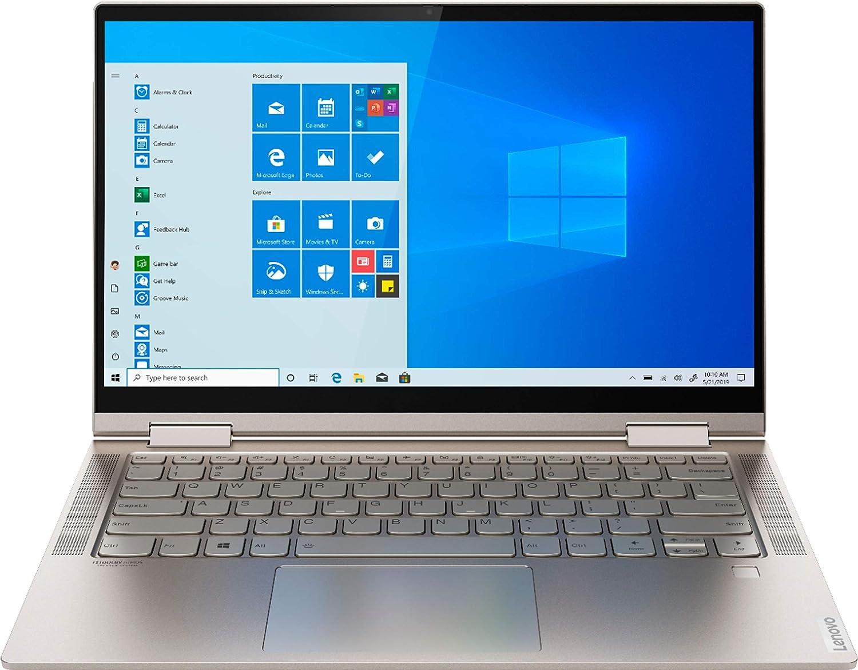 2021 Newest Lenovo Yoga C740 2-in-1 Laptop 14
