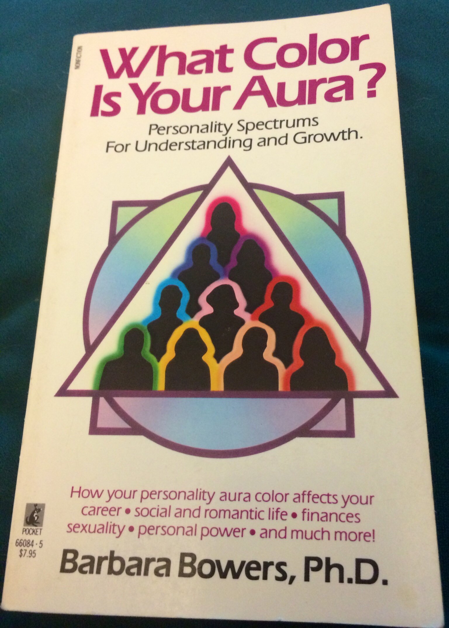 Amazon What Color is Your Aura Personal Spectrums for