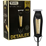 Wahl Professional 5-Star Series Detailer - With Adjustable T-Blade, 3 Trimming Guides, Blade Guard, Oil, Cleaning Brush and Instructions