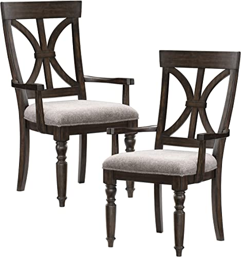Homelegance Dining Arm Chair Set of 2