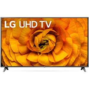 "LG 86UN8570PUC Alexa Built-In Ultra HD 85 Series 86"" 4K Smart UHD TV (2020)"