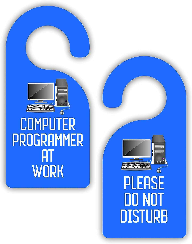 Amazon.com: computadora programador en el trabajo/por favor ...
