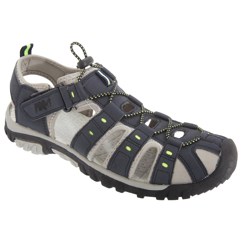 5dd8029c1c99f PDQ - Sandalias  chanclas deportiva cierre velcro y cordones rápidos Modelo  Nubuck Trail Hombre Caballero - Verano  Amazon.es  Zapatos y complementos
