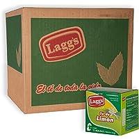 LAGG´S, Caja de Té Sabor Limón con 24 Paquetes de 12 Sobres, 1.24 kilogramos